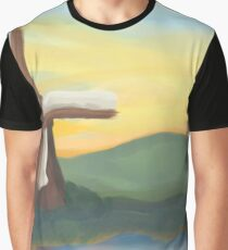 Mondrian - The Windmill Graphic T-Shirt