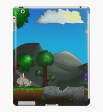 Terraria Sunny Day Illustration iPad Case/Skin
