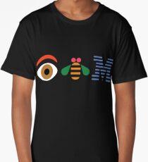 EYE BEE M Rebus paul rand Long T-Shirt