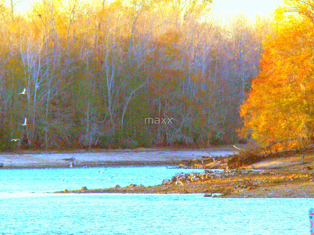 just around the bend by maxx