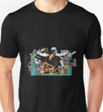 Camiseta unisex pnb rock fleek