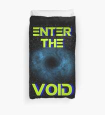 Enter the Void Duvet Cover