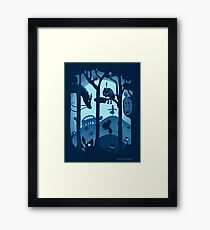 Magical Gathering Framed Print
