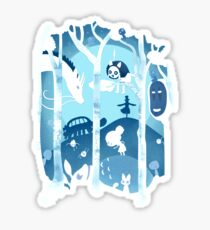 Magical Gathering Sticker
