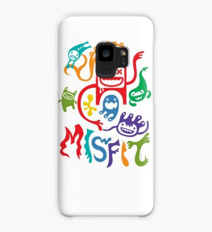 Misfit  Case/Skin for Samsung Galaxy