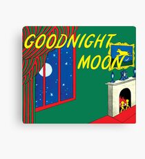 Goodnight Moon: Canvas Prints | Redbubble