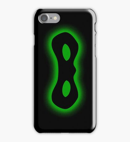 Green Mask iPhone Case/Skin