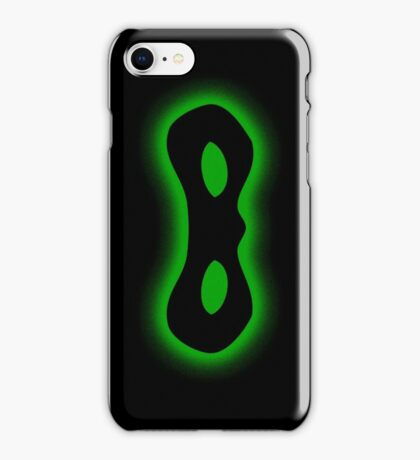 Green Mask iPhone Case/Skin
