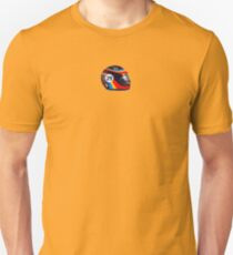 Fernando Alonso Indy 500 Helmet  Unisex T-Shirt