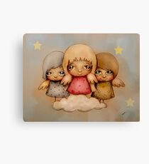 angel dust Canvas Print