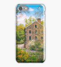 The Stone Mill in Spring iPhone Case/Skin