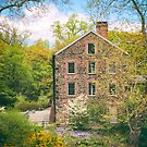 The Stone Mill in Spring by Jessica Jenney