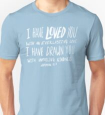 Everlasting Love x Mint Unisex T-Shirt