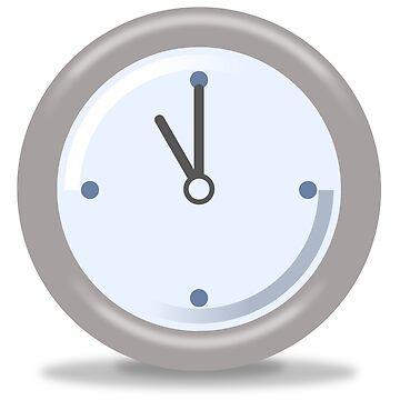 Clock Eleven by hlehnerer