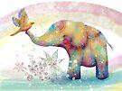 The Indigo Elephant by Karin Taylor