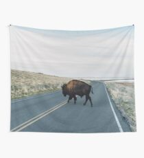 Seldom is Herd Wall Tapestry
