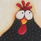 Groovy Chicken by StressieCat