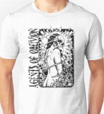 Agents of Oblivion - GAS MASK Unisex T-Shirt