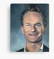 Barney Stinson  Canvas Print