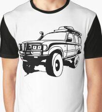 Cruiser Flexing Graphic T-Shirt