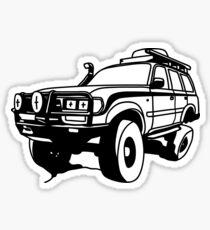 Cruiser Flexing Sticker