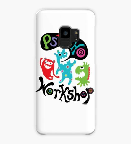 Psycho Workshop Case/Skin for Samsung Galaxy