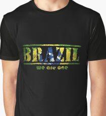 Brazil Graphic T-Shirt