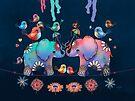 Elephant Yoga by Karin Taylor