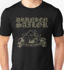 Drunken Sailor Unisex T-Shirt