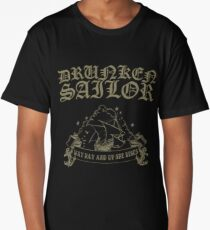 Drunken Sailor Long T-Shirt