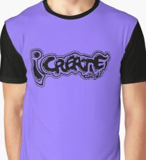 i create tags Graphic T-Shirt