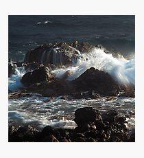 Rocky Shore  Photographic Print