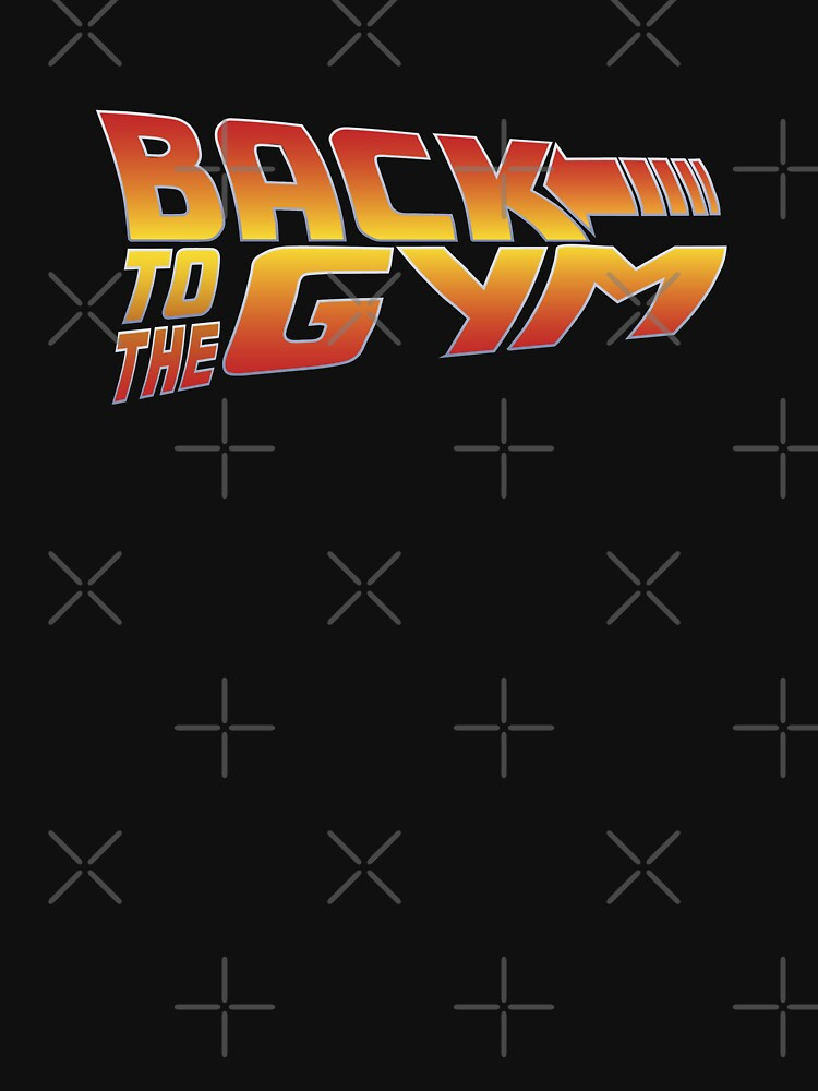 Back to the Gym by inkstyl