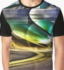 Rising Realms Renegotiating Reality Graphic T-Shirt