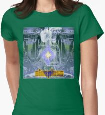 Sleepless Womens Fitted T-Shirt