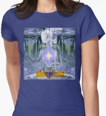 Sleepless Womens Fitted T-Shirt