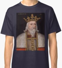 King Edward III of England Classic T-Shirt
