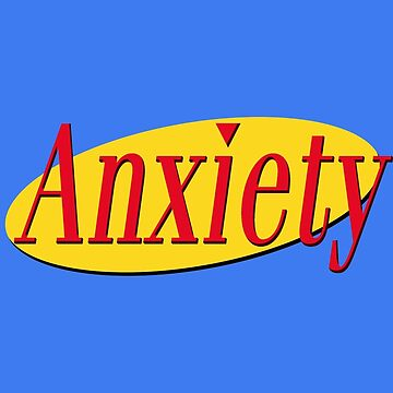 Anxiety Seinfeld logo by 1920