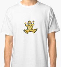 Yellow-bellied Toad (Bombina variegata) Classic T-Shirt