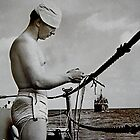 Sailor on ship by planete-livres