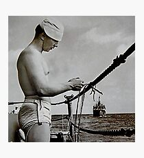 Sailor / 326460 Photographic Print
