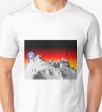 Alien World: POV RAY CGI! T-Shirt