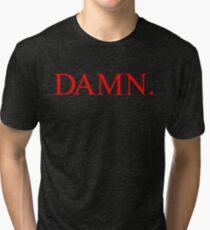 DAMN. - Kendrick Lamar Tri-blend T-Shirt