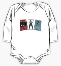Millennial Tarot One Piece - Long Sleeve