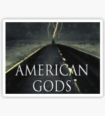 american thunder Sticker