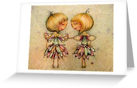 fairy dance by Karin Taylor