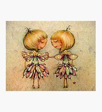 fairy dance Photographic Print