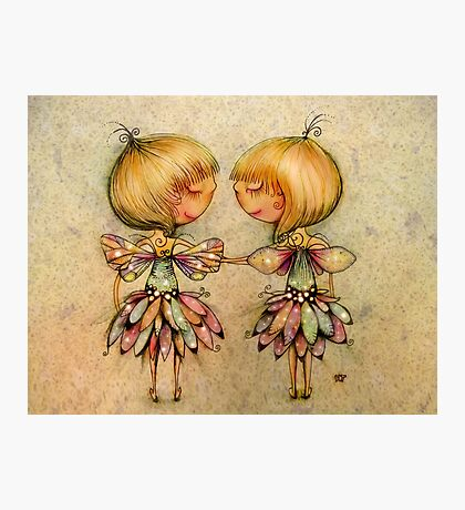 fairy dance Photographic Print