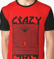 Crazy   Graphic T-Shirt