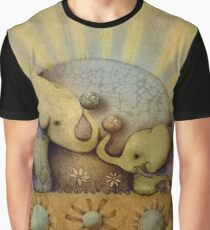 elephant blessing Graphic T-Shirt